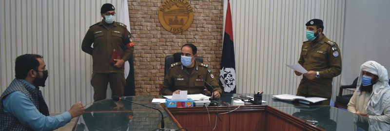 بہالپور پور پولیس