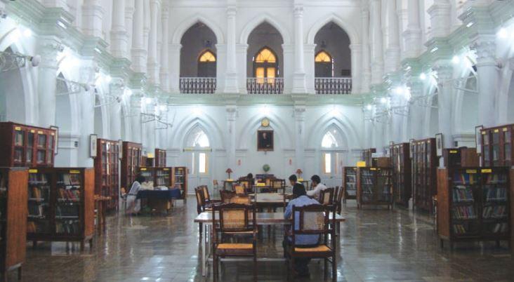 صادق ریڈنگ لائبریری