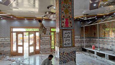 رحیم یار خان بھنگ مندر واقع